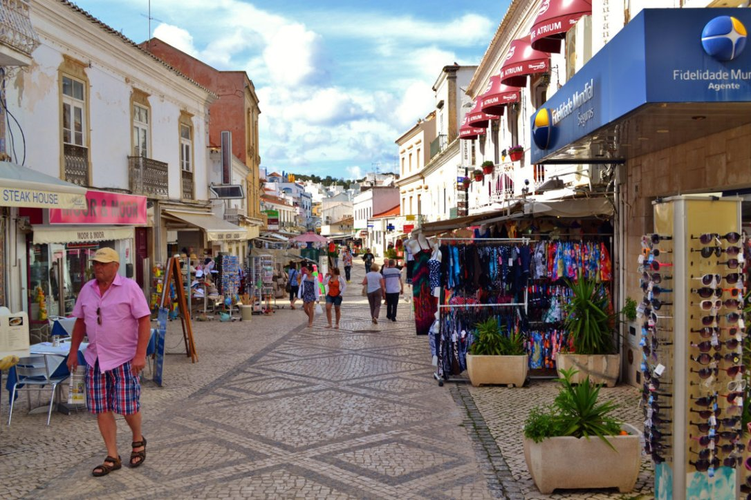 Albufeira-old-town