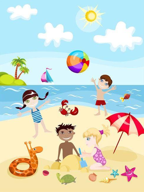 summeratthe beach