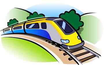 Train-traveling