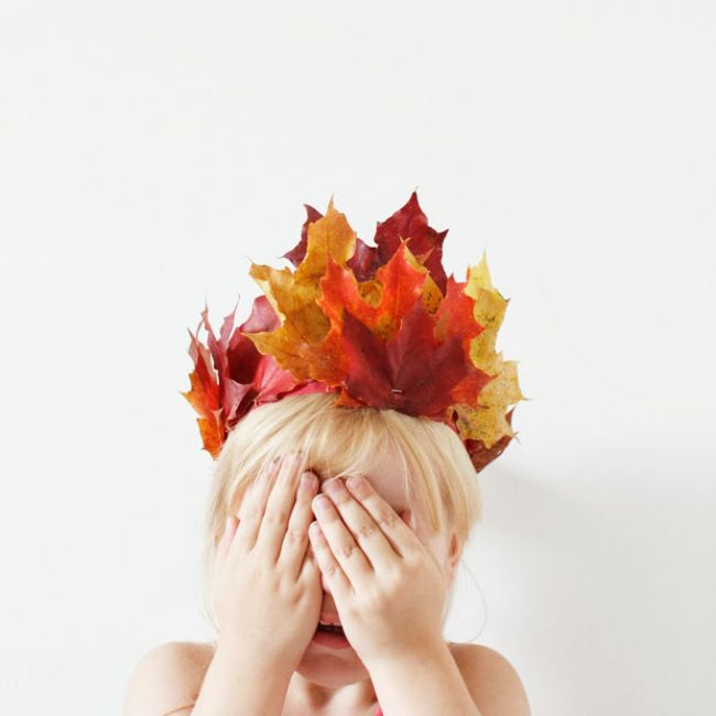 autumnleavecrown