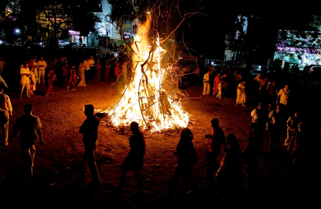bonfireholi