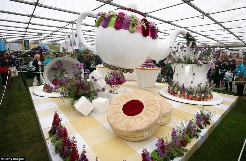 Chelsea Flower Show, London