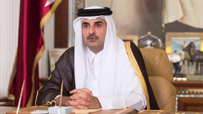 Emir Tamim bin Hamad al-Thani