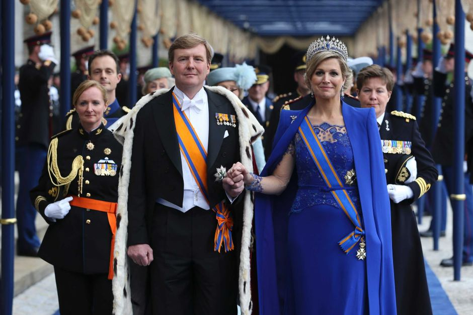 King Willem-Alexander