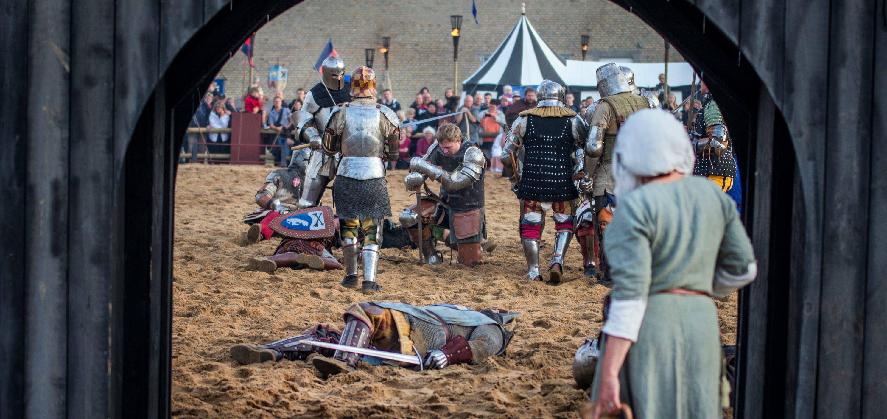 EUROPEAN MEDIEVAL FESTIVAL HORSENS