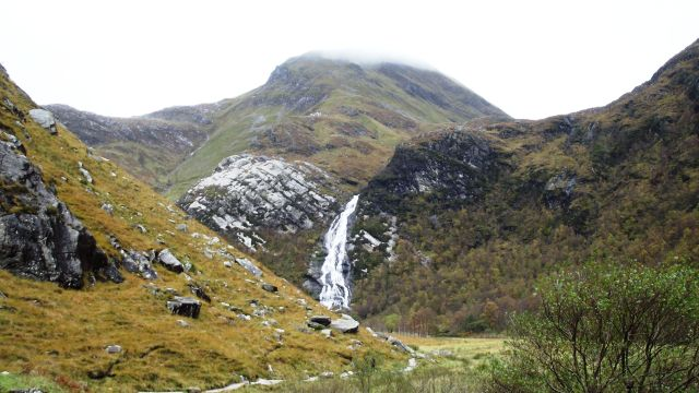 001 - Steall Waterfall