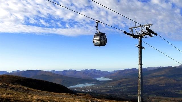 002 - Nevis Range Gondola