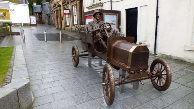 004 - Ford Model T Broze